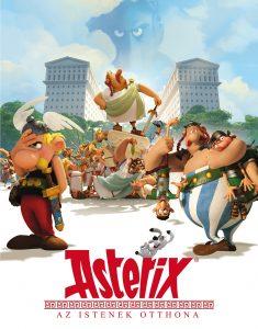 Asterix - Az istenek otthona online mesefilm