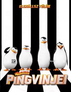 A Madagaszkár pingvinjei online örökmese