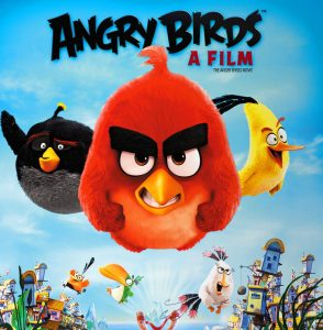 Angry Birds - A film online mesefilm